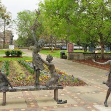 Kelly Ingram Park, Birmingham Alabama